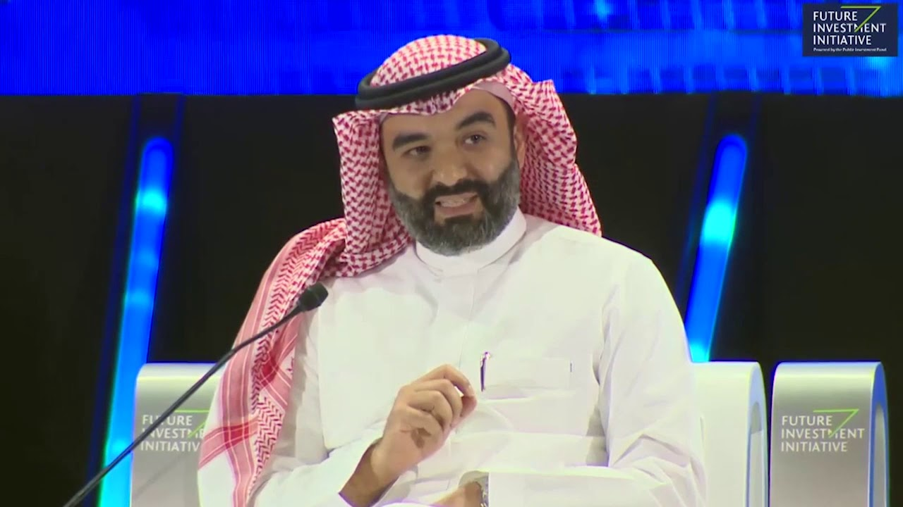 FII 2018-Participation of HE Eng.Abdullah Alswaha in Immersive future summit