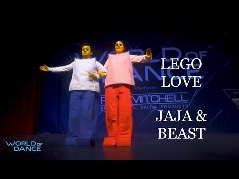 LEGO LOVE by @jajavankova & @babytighteyex | Lego House by Ed Sheeran
