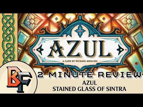 Azul Stained Glass Of Sintra 2 Minute Review