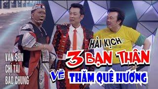 Hài Kịch Thăm Quê [Vân Sơn, Bảo Chung, Chí Tài] - Vân Sơn 50 - Chuyện Tình Quê Hương Tôi