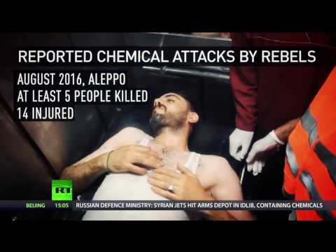 テロリストギャングではなく、アル・アサド政権、イドリブ化学兵器攻撃からの利益