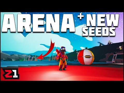 Astro League Arena and NEW Seeds ! Astroneer Summer Update | Z1 Gaming