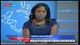 World View: World celebrates Wildlife Day - 02/03/2017