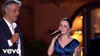 Andrea Bocelli & Sandy - Corcovado (Live)
