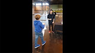 Kid Meets DanTDM In Real Life, Then This Happens...