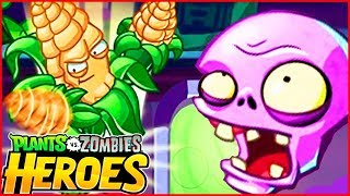 Зомби против Растений Герои от Фаника Plants vs zombies Heroes 65