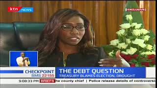 The Debt Question:Concerns mounting on Kenya's debt