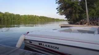 Boating Adventure on the Wisconsin River