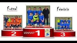 Journée Finale Championnat Futsal Féminin