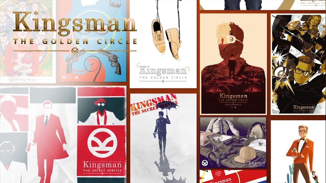 Trailer för Kingsman: The Golden Circle