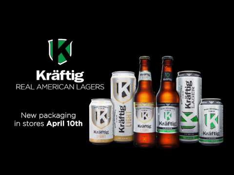 Kräftig | New Packaging Debut