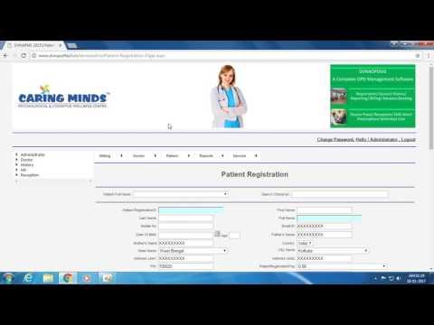 OPD Management Software