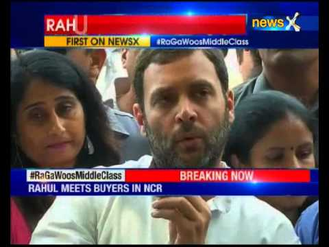 Rahul Gandhi slams Modi government's amendments to Real Estate Bill