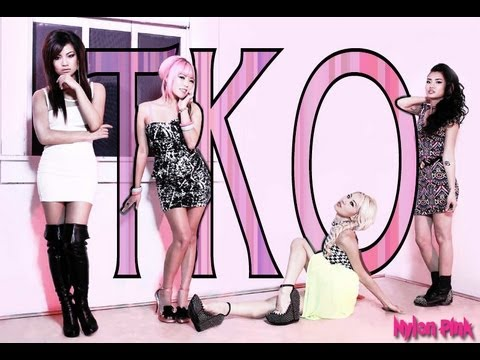Nylon Pink - TKO - ** New Single **