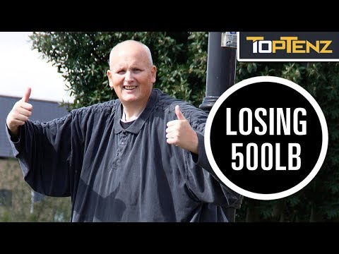 Top Ten Stories of People Overcoming Weight Challenges