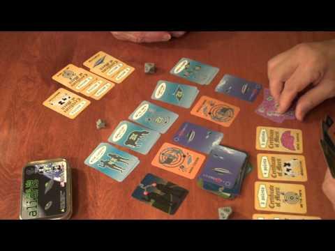Mint Tin Aliens Game Run-Through