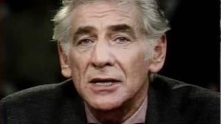 Leonard Bernstein on the future of music.