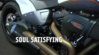 Новый FXDR 114 Harley-Davidson