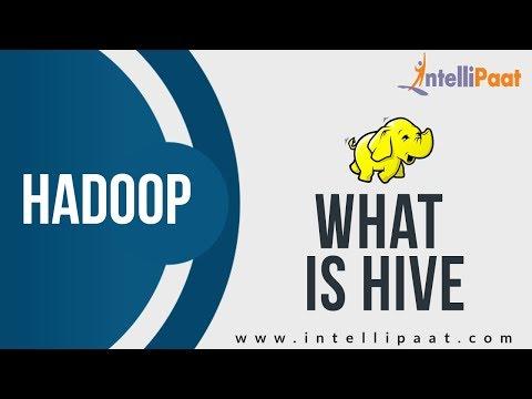 What is Hive Tutorial | Apache Hadoop | Learn Hadoop Online | Learn Big Data | Intellipaat
