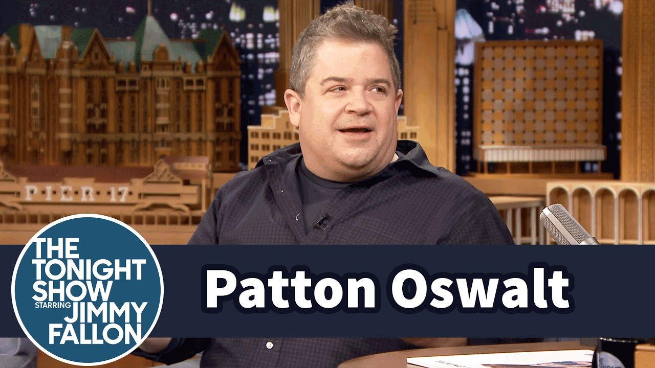 Patton Oswalt Speaks on Dealing with His Grief thumbnail