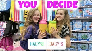 Our Instagram Followers Choose Our Summer Essentials ~ Jacy and Kacy