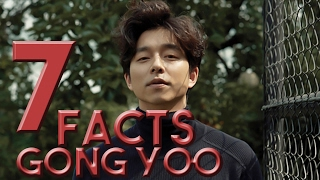 7 Things You Didn't Know About Gong Yoo