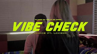 Matthaios - Vibe Check (Official Lyric Video) ft. Lonezo