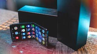 НЕ ЗАНЕСЛИ!!! Купил и распаковал Samsung Galaxy Z Flip за 120к!