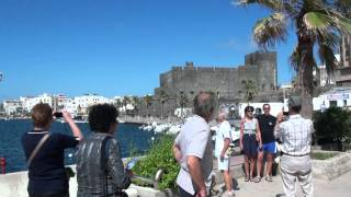preview picture of video 'Isola di Pantelleria, CAI di Susa, settimana trekking 1/7'