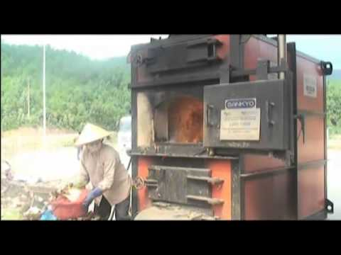 Hiệu quả lò đốt rác bằng khí tự nhiên ở Ba Chẽ Thời sự online Báo Quảng Ninh