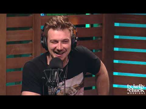 "Morgan Wallen Explains How Jason Aldean Got Ahold of ""You Make It Easy"" - Ty, Kelly & Chuck"