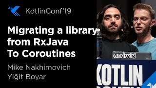 Store4 - Migrating a Library from RxJava to Coroutines