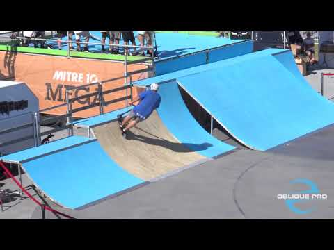 Joel Robinson - New Zealand ASA Scooter Nationals - Opens