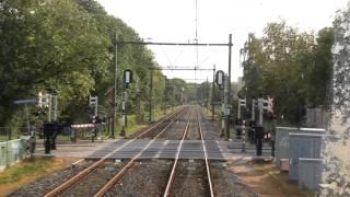 preview picture of video 'Trajectvideo Utrecht - Maliebaan Spoorwegmuseum [2011]'
