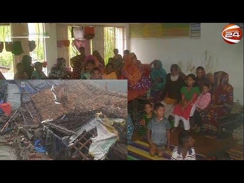 নানা কারণে আশ্রয় কেন্দ্রে যেতে অনাগ্রহী উপকূলবাসী