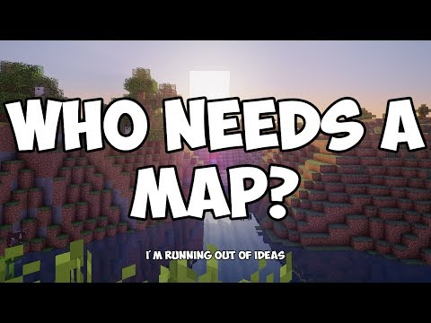 Who Needs a Map? Joke Montage | PeanutButterGamer Hardcore