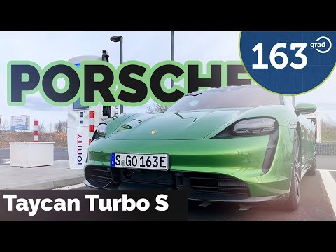 Porsche Taycan Test - 163 testet den Taycan Turbo S - Teil 2