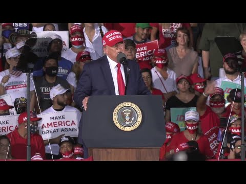 🔴 Watch LIVE: President Trump Holds Make America Great Again Rally in Miami, FL 11-1-20