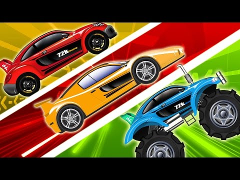Sports Car | Racing Cars | Compilation | Cars for Kids | Videos for Children