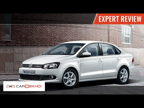 2014 Volkswagen Vento TDI AT | Video Review India