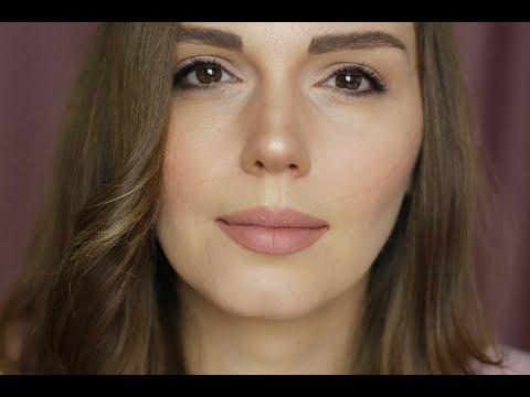 Makyajla burun nasıl küçültülür?/ How to contour a big nose? || Aylin Gümüş