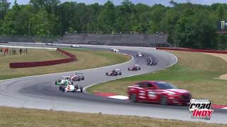 USF2000 - MidOhio USA 2016 Round 12 Full Race