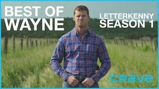 Letterkenny - Best of Wayne (Season One)
