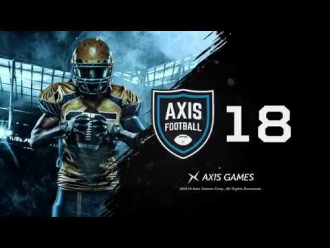 Axis Football 2018 Trailer thumbnail
