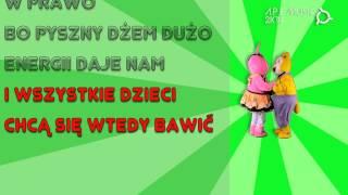 """Tulinki - dżem (karaoke, instrumental """"ja uwielbiam dżem"""")"""