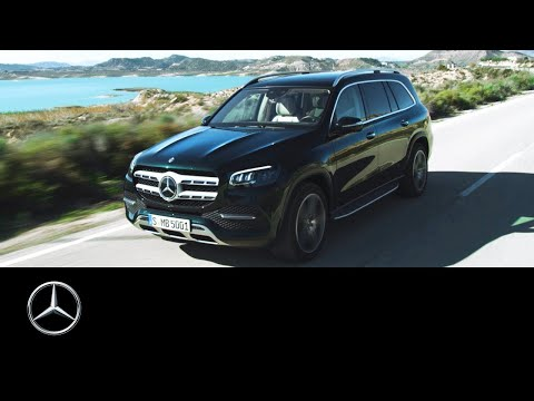 Mercedes-Benz 벤츠 The new GLS