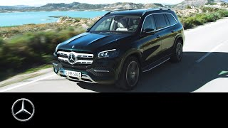 YouTube Video rag4v449WJM for Product Mercedes-Benz GLS-Class SUV (3rd gen, X167) by Company Mercedes-Benz in Industry Cars