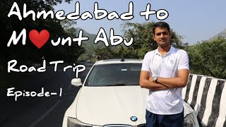 Abu road to Mount abu   Road trip   Episode-1   In Hindi   Life With PC
