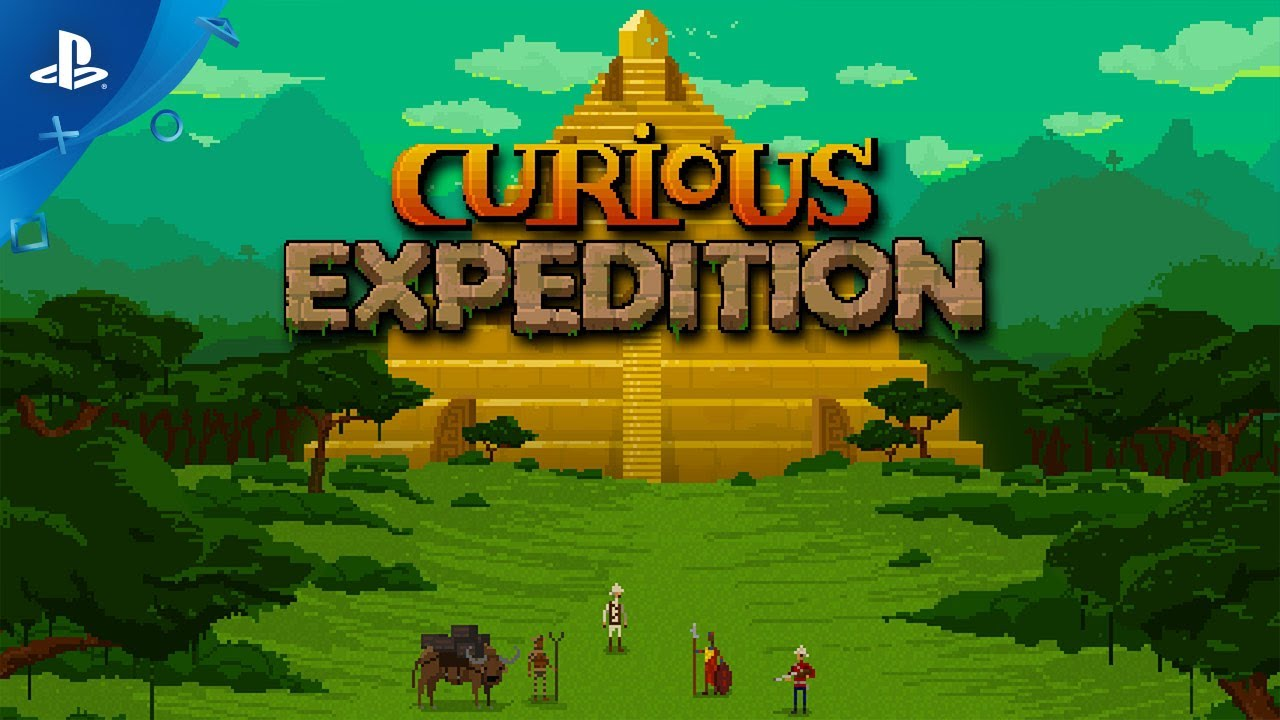 Meet the Explorers of Curious Expedition, Out March 31 on PS4