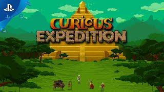 Curious Expedition - Adventure Awaits!   PS4